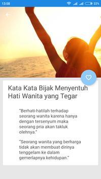 Kata Kata MotivasiKehidupan Terbaik & Penuh makna apk screenshot