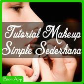 Tutorial Makeup Sederhana icon