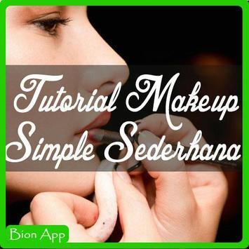 Tutorial Makeup Sederhana poster
