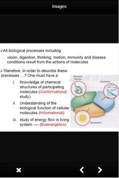Biochemistry Definition Biology screenshot 3