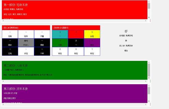 陽宅初論 apk screenshot