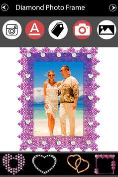 Diamond Photo Frames poster