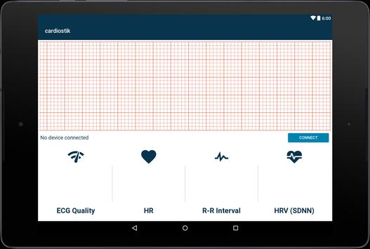 Cardiostik apk screenshot
