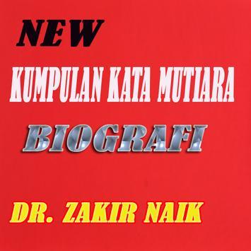 Biografi Dr. Zakir Naik terlengkap poster