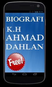 Biografi K.H. Ahmad Dahlan screenshot 1