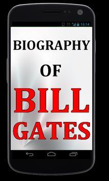 Biography Bill Gates Complete apk screenshot