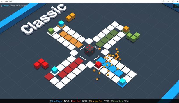 Ludo: Cubes screenshot 3