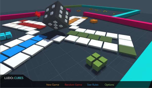 Ludo: Cubes screenshot 5