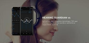 Hearing Guardian Biosom - Zumbido & Perda Auditiva