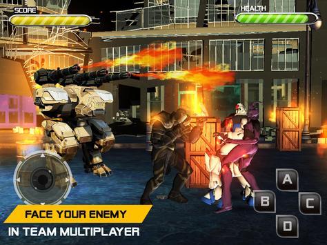 Battle Robot Fighting Games : Boxing War Machines screenshot 23