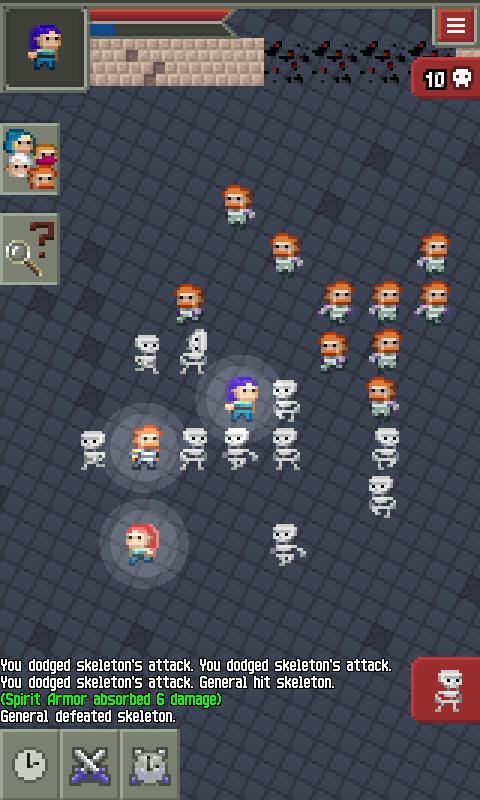Skillful Pixel Dungeon para Android - APK Baixar