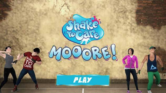 Shake To Care Mooore poster