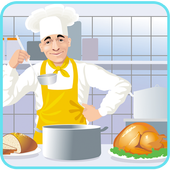 Game Memasak icon