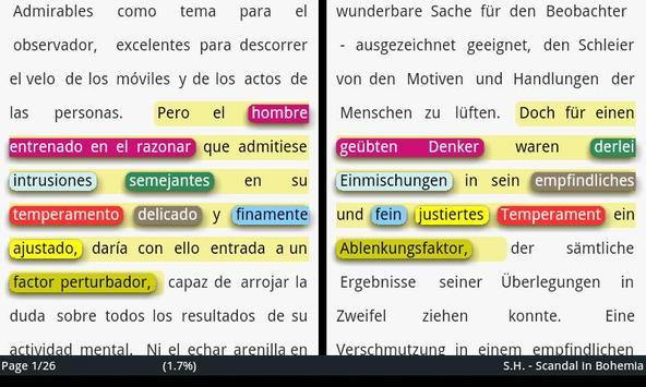 Sherlock Holmes #6 span/germ screenshot 4