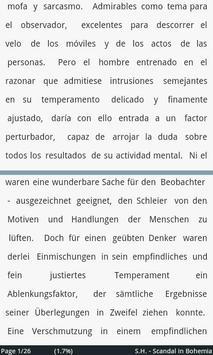 Sherlock Holmes #6 span/germ screenshot 1