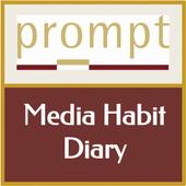 Media Habit Diary icon