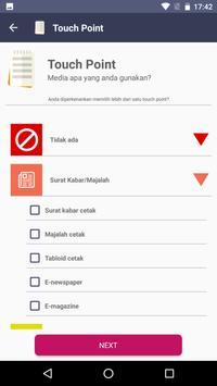 Media Habit Diary apk screenshot