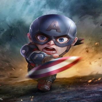 Captain america fanart wallpaper HD screenshot 2