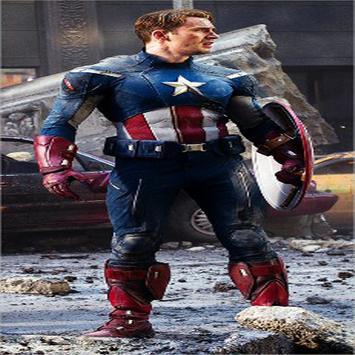 Captain america fanart wallpaper HD screenshot 4