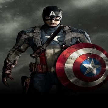 Captain america fanart wallpaper HD screenshot 6