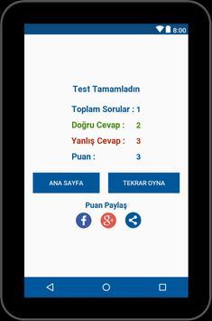 KPSS, TYT, AYT Soru Bankası screenshot 3