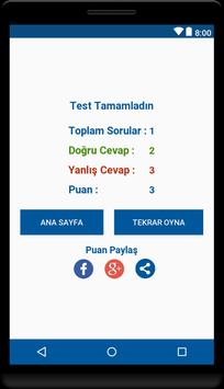 KPSS, TYT, AYT Soru Bankası screenshot 5