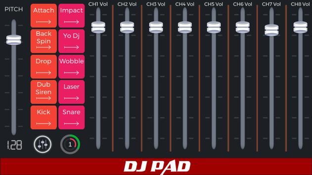 DJ PADS - Become a DJ apk screenshot