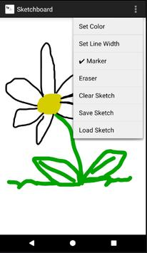 Sketchboard screenshot 1