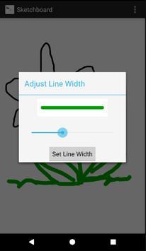 Sketchboard apk screenshot