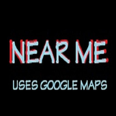 Near by me icon