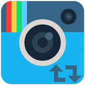 EZRepost - Repost Instagram icon