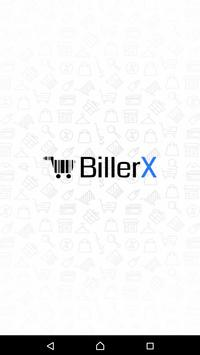 BillerX - Shopping and Wallet poster