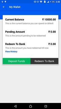 BillerX - Shopping and Wallet screenshot 2