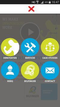 Bilfinger Innovations App screenshot 1