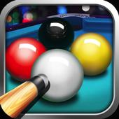 Billiards hand version icon