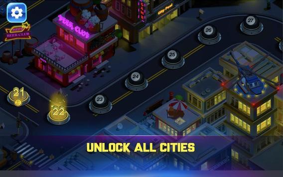 Biljart City APK-screenhot