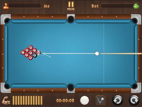 Snooker Mania Match miniclip apk screenshot