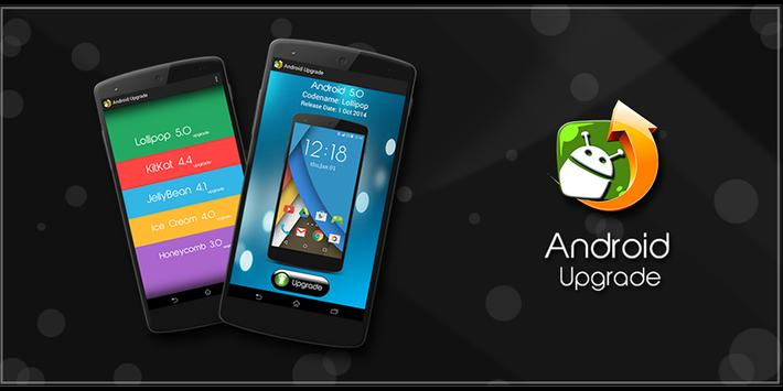 Upgrade for Android apk screenshot