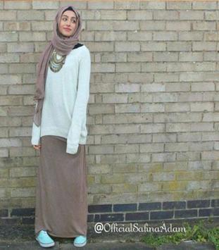 New Hijab Styles 2018 screenshot 2
