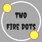 Two Fire Dots icon