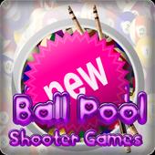 Ball Pool Shooter Games icon