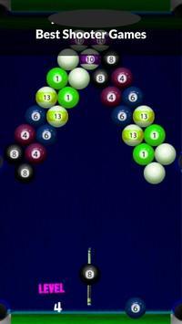 Ball Pool Shooter Games screenshot 1