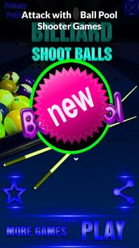 Ball Pool Shooter Games screenshot 2