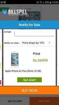 BillSpill - All In One App apk screenshot