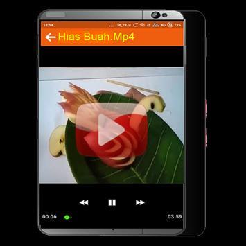 Kreasi Hias Buah screenshot 3