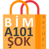 BİM - A101 - ŞOK icon