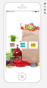 BİM - A101 - ŞOK poster