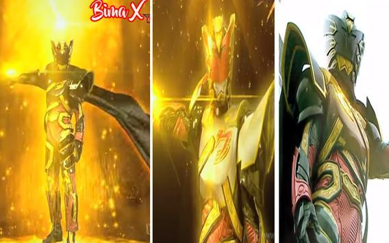 BIMA X Satria Garuda~Koleksi Video terbaru screenshot 2