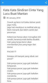 Status Wa Sindiran Mantan Pacar Fur Android Apk Herunterladen