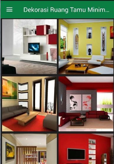 Dekorasi Ruang Tamu Minimalis Für